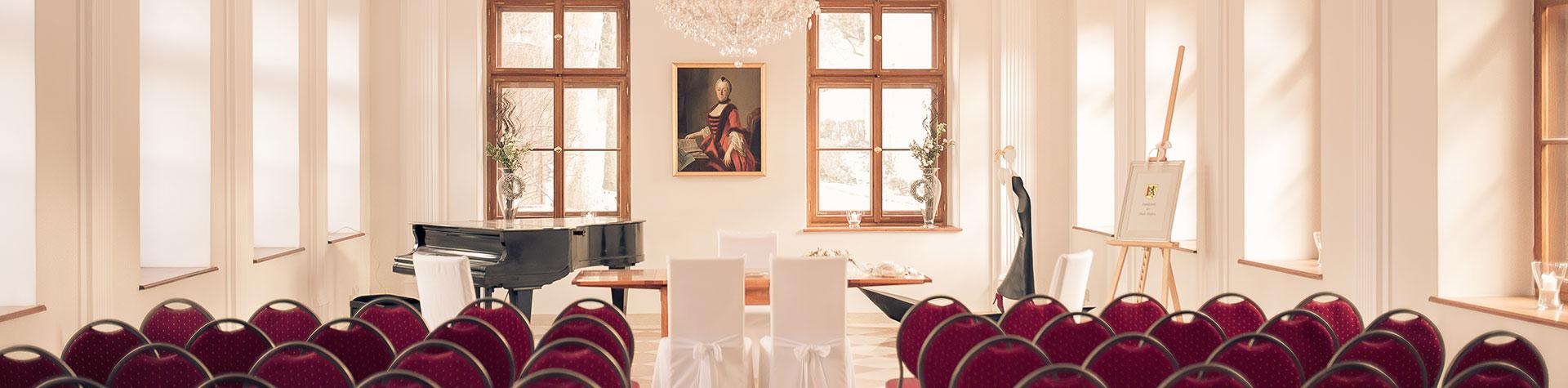 Schloss Proschwitz - Festsaal